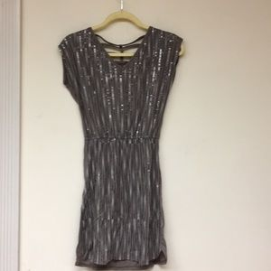 Vanity Sequin Front Dress Size Small